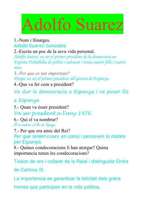 Adolfo Suarez pdf