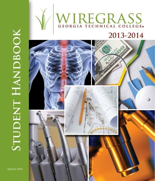 2013-14 Student handbook