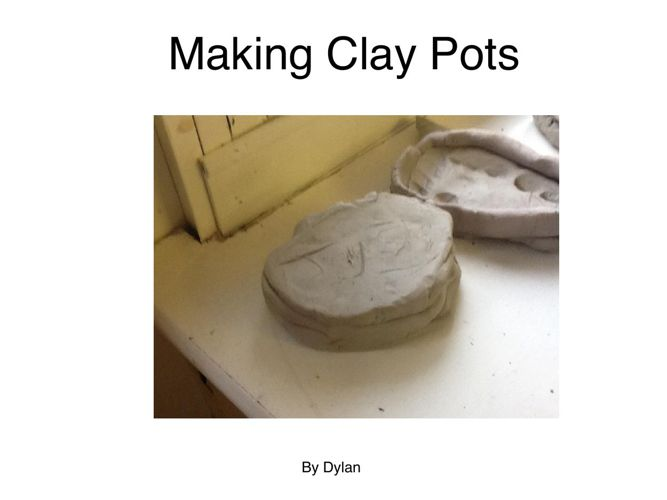 Making clay pots 3