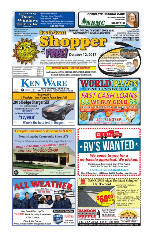 South Coast Shopper e-Edition 10-12-17
