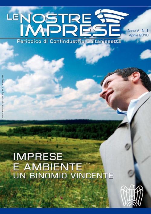 Le Nostre Imprese anno V num 1 aprile 2010