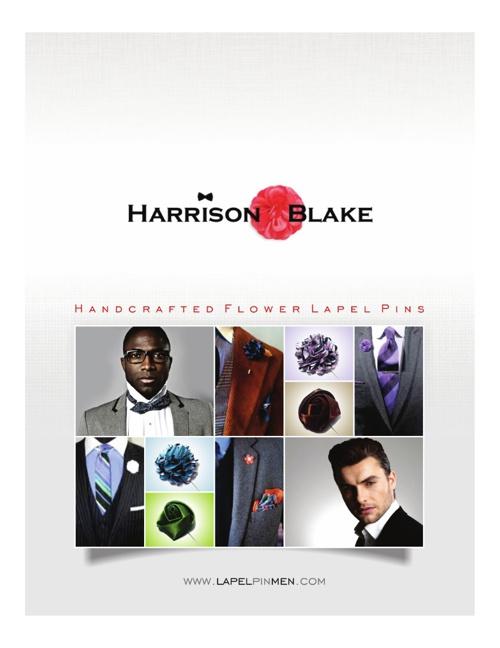 Harrison Blake Sales Brochure