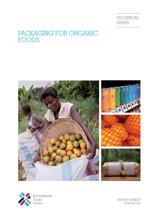 Intracen - Packaging for Organic Foods Report