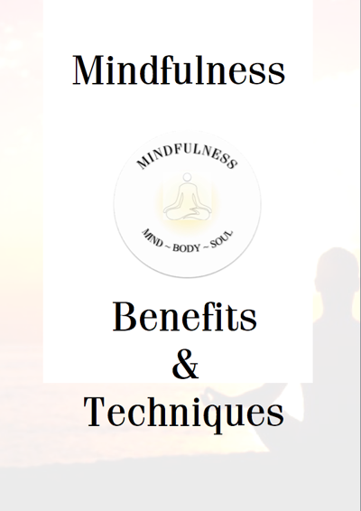 MINDFULNESS e-book