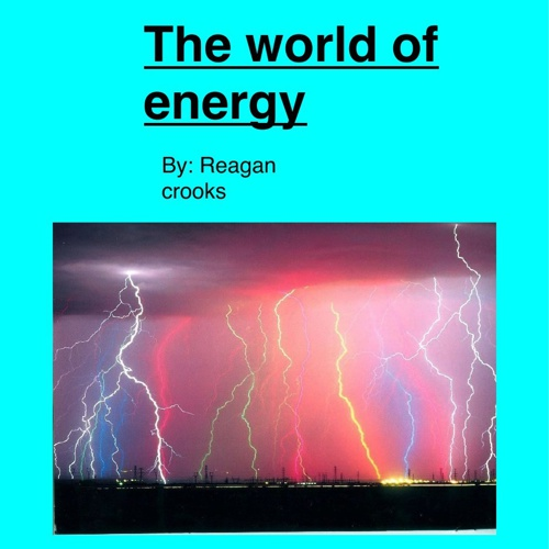 Cox the world of energy