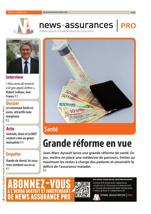 News Assurances Pro - Edition 60