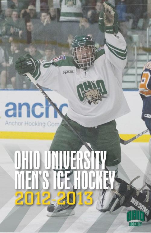 OU Men's Ice Hockey Program, '12-'13