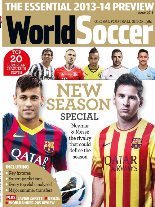 WorldSoccer Preview