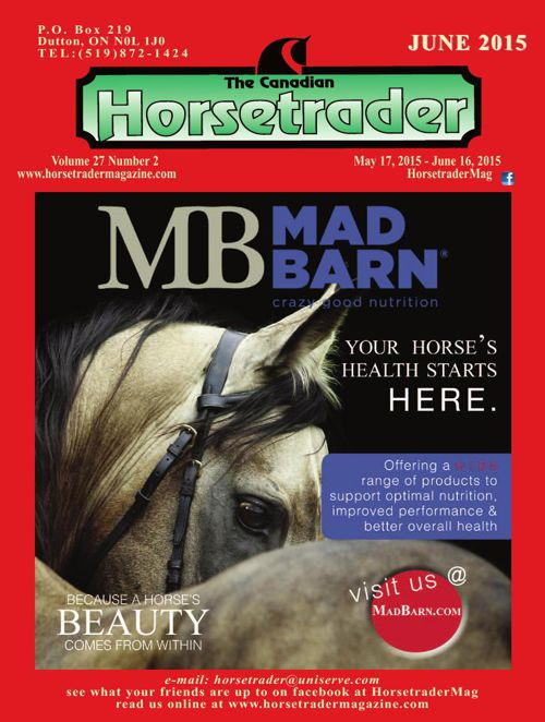 Horsetrader Magazine - June 2015