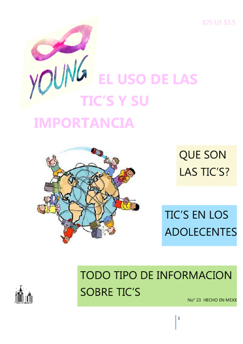 REVISTA FOREVER YOUNG