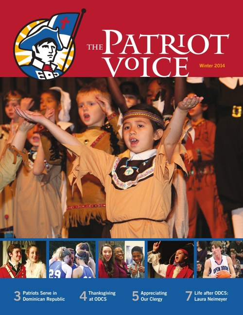 Patriot Voice Winter 2014