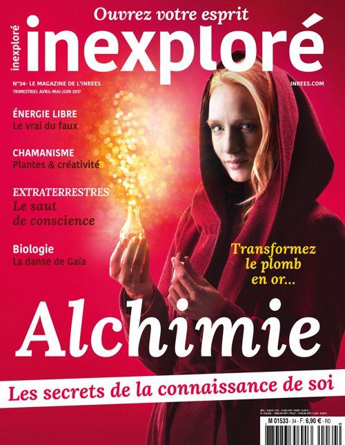 Inexploré n°34 Alchimie