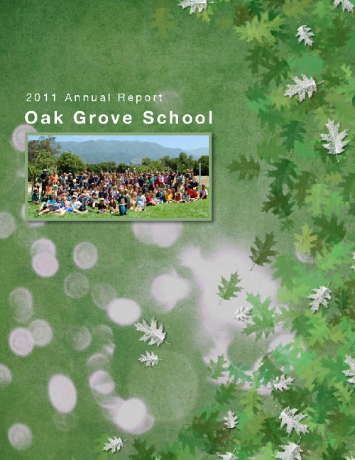 Oak Grove School Annual Report