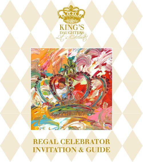 Regal Celebrator Invitation & Guide 2015 _