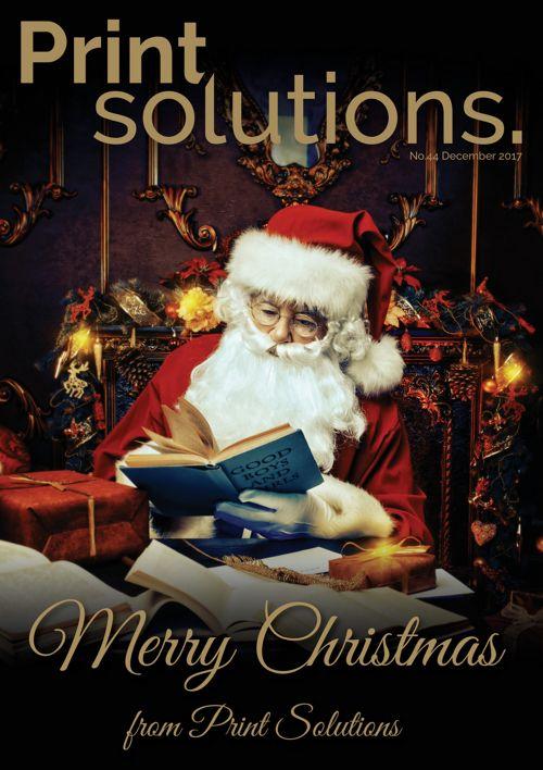 Print Solutions #44 – December 2017