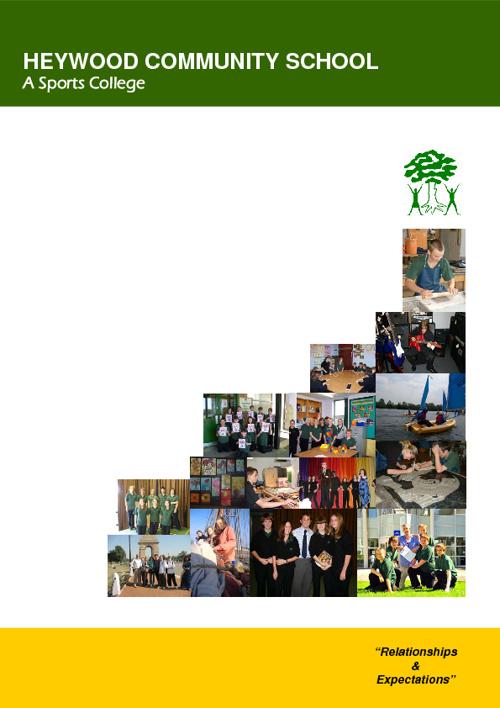Heywood Prospectus 2011-2012
