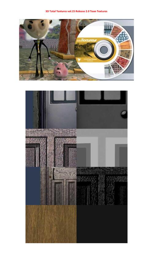 3D Total Textures vol.15