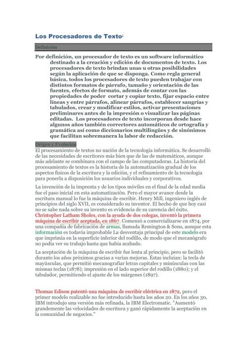 Procesador de texto JoseMiguelAngelAca