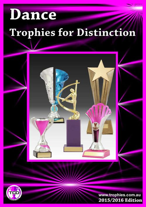 Impact Trophies Cups & Trays Catalogue