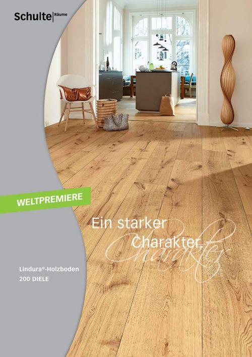 Schulte Räume - Lindura-Holzboden Katalog