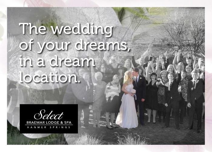 Select Braemar Lodge & Spa Wedding Brochure 2014 Winter Update