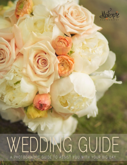 Makenzie Photography Wedding Guide