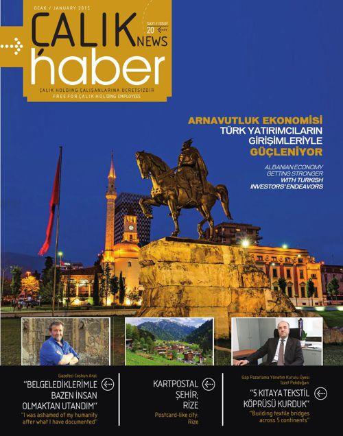 Calik Haber 20