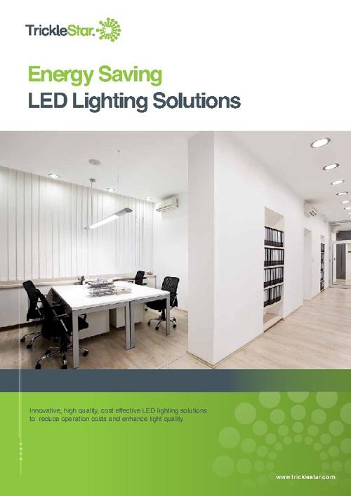 TrickleStar LED Lighting Brochure
