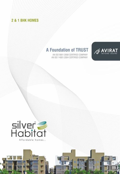 Silver Habitat 3D