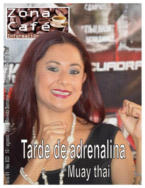 Revista Digital Zona Cafe Numero 033