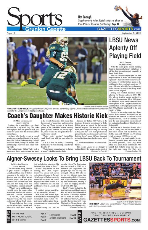 Copy of Gazette Sports   August 29, 2013