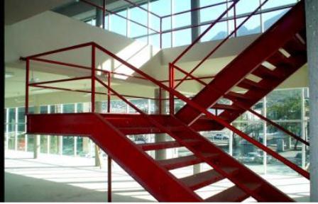 Herreria Roanca, C.A. Escaleras Metálicas