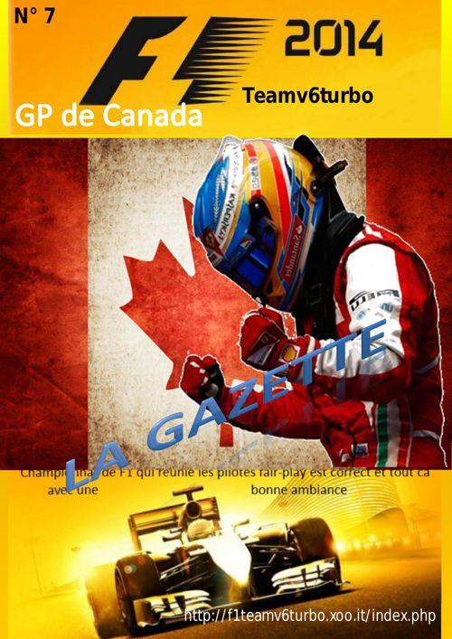 Gazette Canada