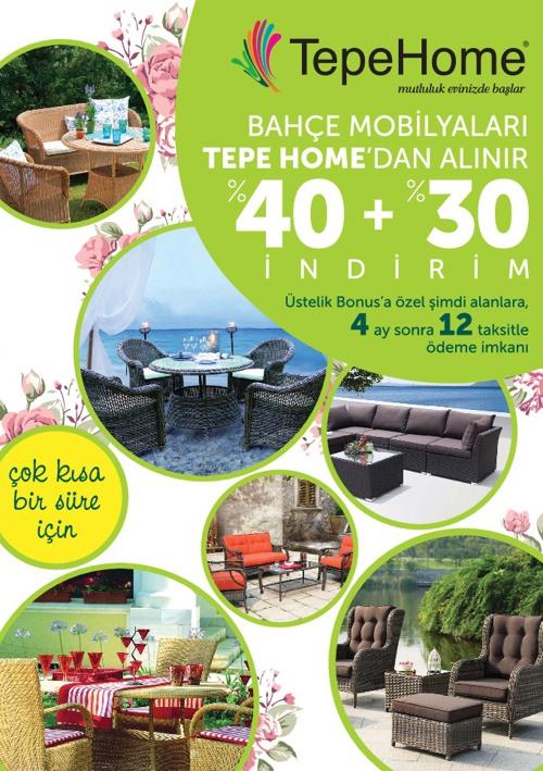 Tepe Home | 2012 Bahçe Katalog