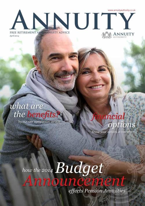 Annuity Authority Magazine