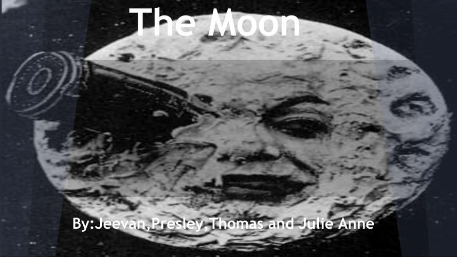 moon presentation