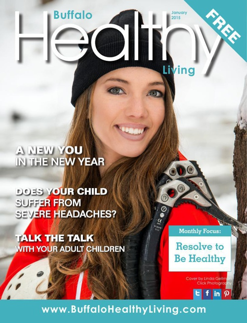 Buffalo Healthy Living Magazine January 2015