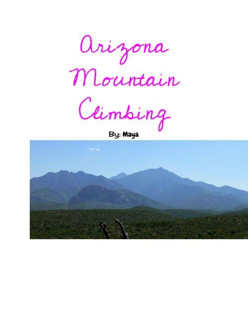 Arizona Mountain Climbing