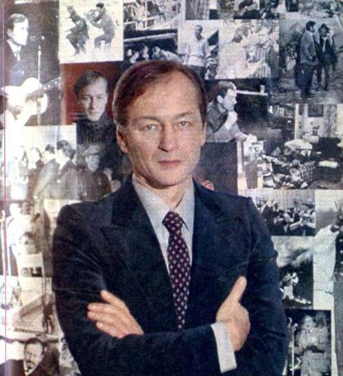 """М.Ножкин (""""Советский экран""""  - 1982 №6)"""