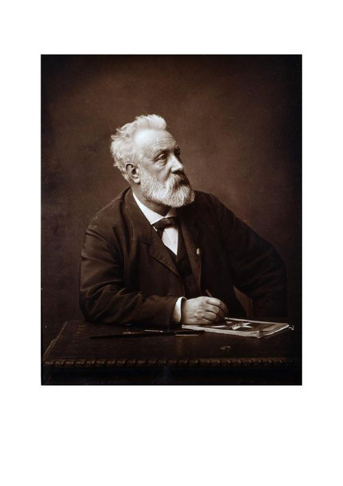 Jules Verne (Leon Bouwhuis)
