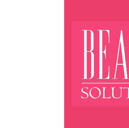 Beauty Solutions Brochure