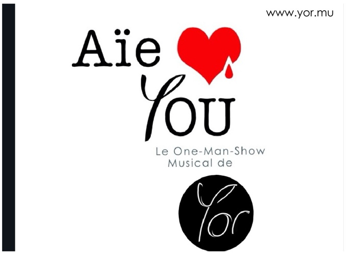 CARTE COM Yor (Aïe Love You)