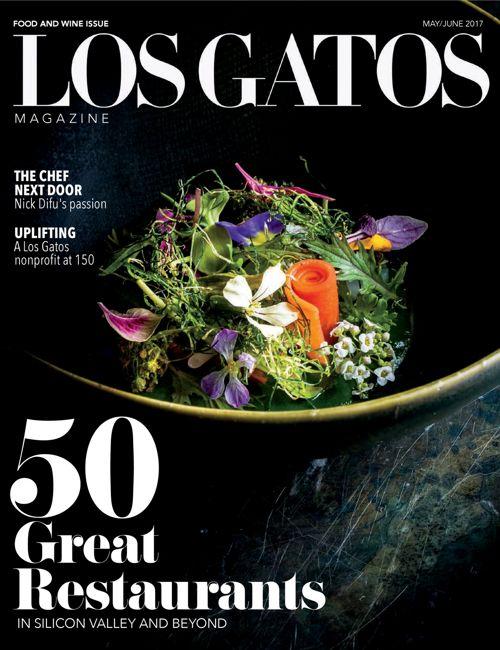 Los Gatos Magazine May/June 2017