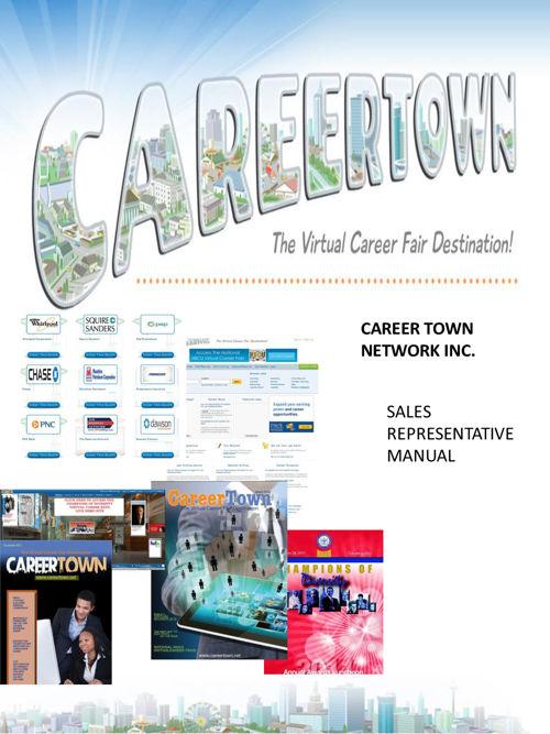 Career Town Sales Manual
