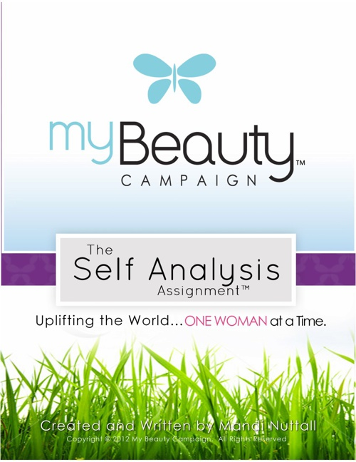 My Beauty Campaign 24 page booklet