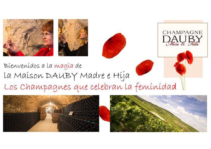Champagne Dauby España, Productos Exclusivos Madre & Hija