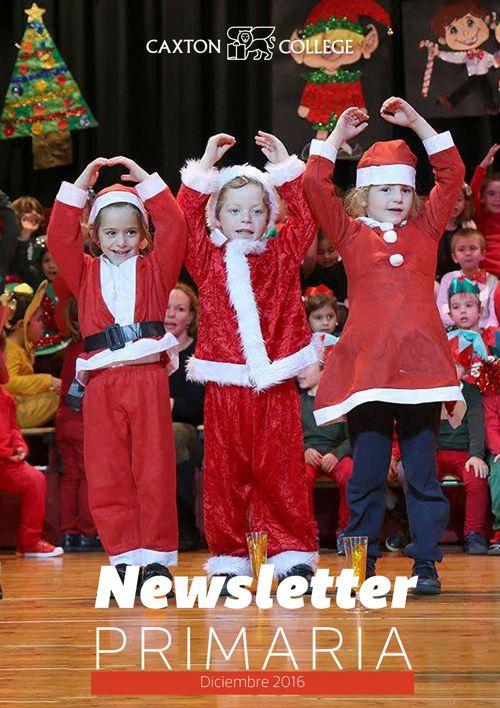 Newsletter diciembre 1
