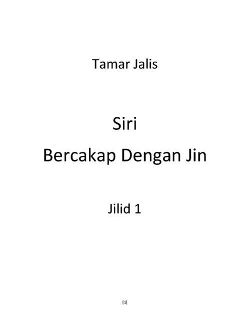 Tamar-Jalis-Siri-Bercakap-Dengan-Jin-Jilid-1