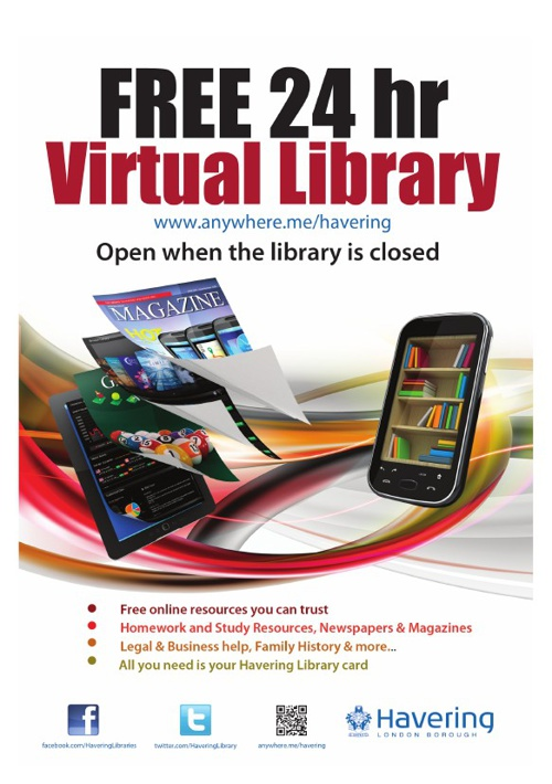 Online Resources Leaflet