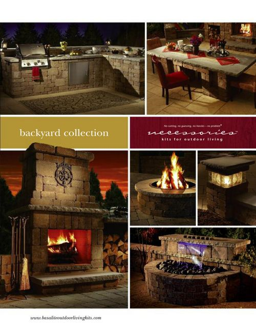 Necessories Outdoor Living Catalog